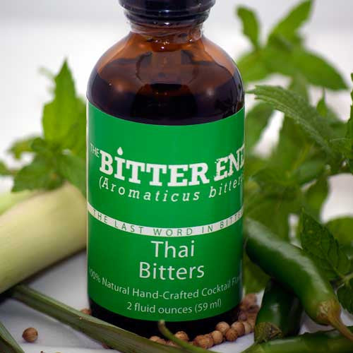 The Bitter End Thai Bitters