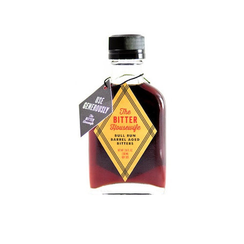 The Bitter Housewife Bull Run Barrel Aged Bitters, 100 ml
