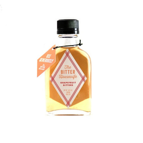 The Bitter Housewife Grapefruit Bitters, 100 ml