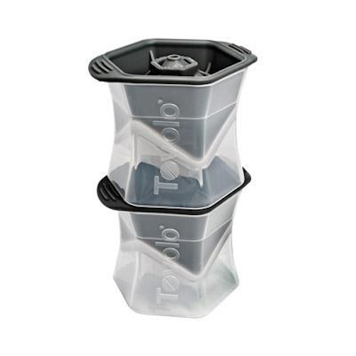 Tovolo Colossal Cube Molds, Set of 2