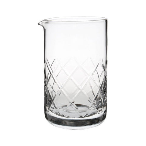Japanese Seamless Yarai Mixing Glass