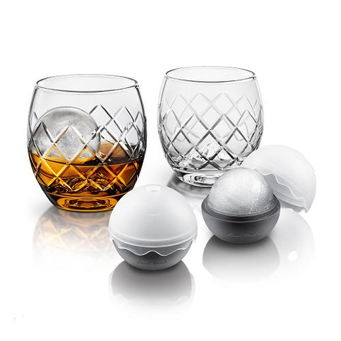 Hand-Etched On The Rock Glass 5-Piece Set