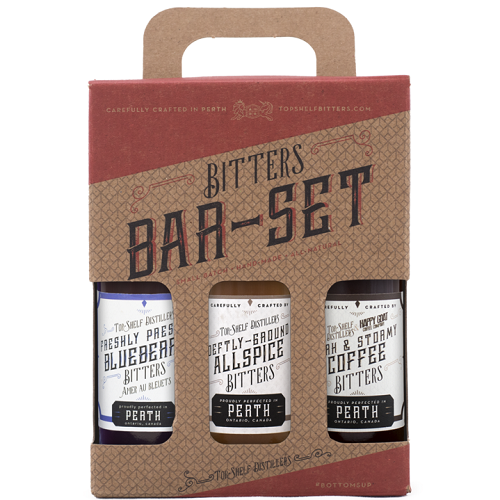 Top Shelf Fall Bitters Bar-Set