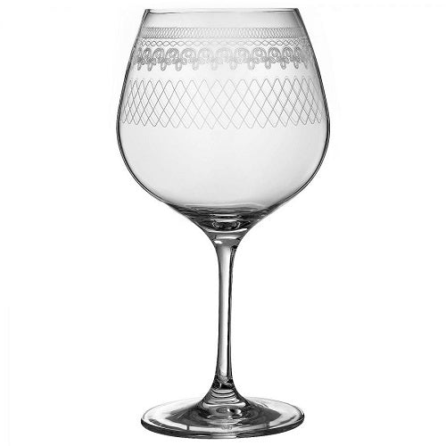 Retro 1910 Gin Balloon Glass - Set of 6