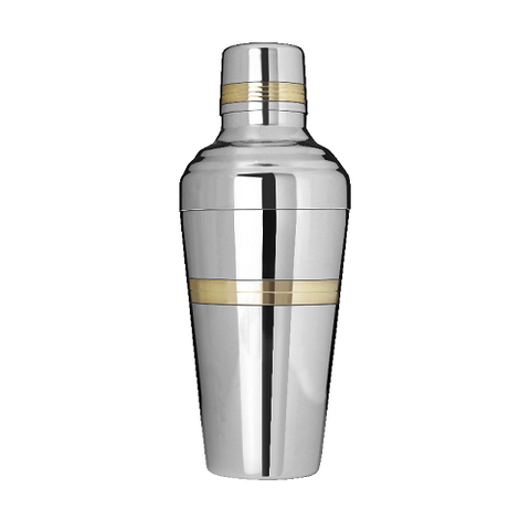 J Shaker Chrome, by Uber