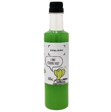 Social Syryp Lime Cordial - 500 mls