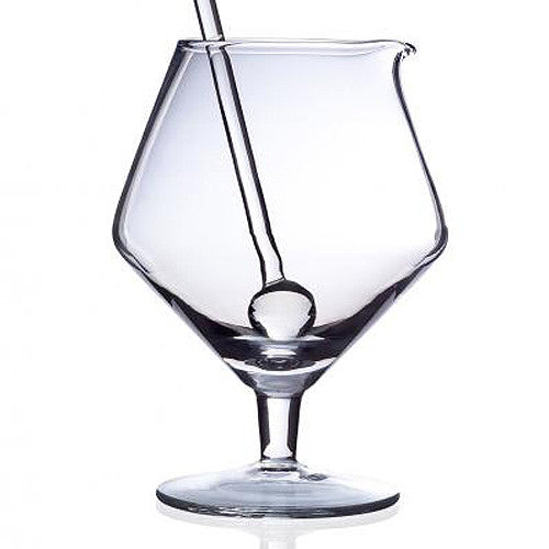Mega Mixing Glass with Stem