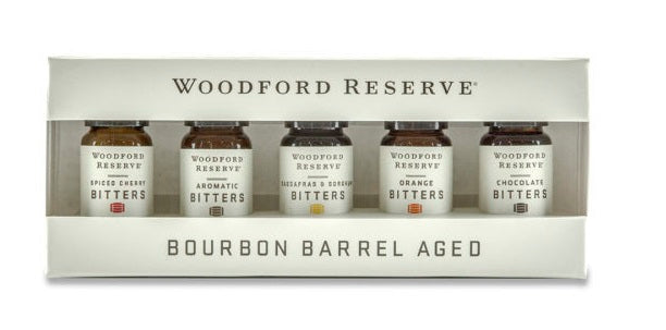 Woodford Reserve Barrel Aged Bitters Gift Pack