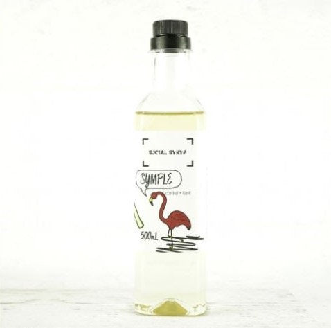 Social Syryp Simple Syrup - 500 mls