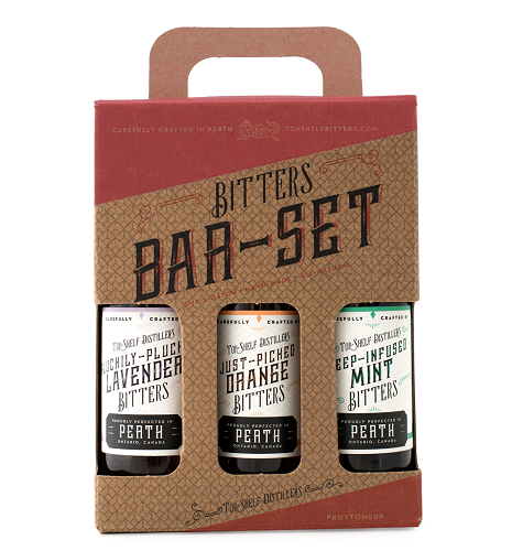 Top Shelf Summer Bitters Bar-Set