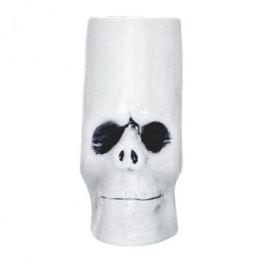 Bones Tiki Glass