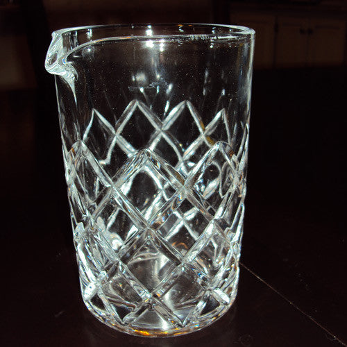 Japanese Yarai Mixing Glass