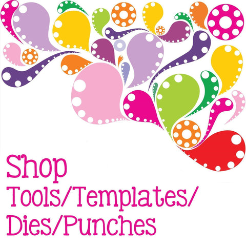 Punches/Tools/Dies/Templates
