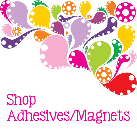 Adhesives/Magnets