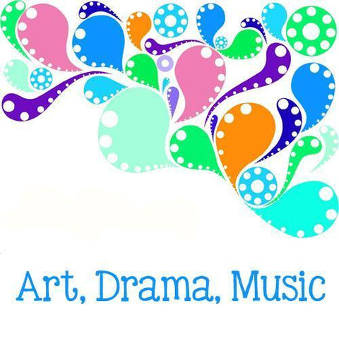 Art, Drama and Music
