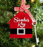 Acrylic Santa Key Kit ~ Set of 5 - CraftChameleon
