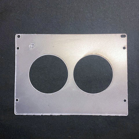 "3.5"" Round Disk Template for Etching"