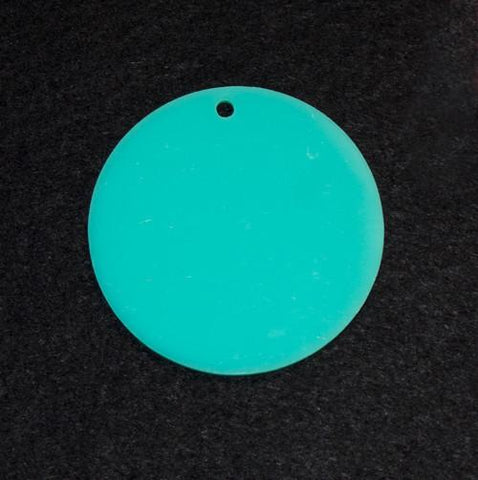 "Set of 5 ~ 3"" Round Acrylic Disk - CraftChameleon  - 1"