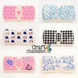 Set of 6 ~ Baby Wipes Blank Travel Case - CraftChameleon  - 2