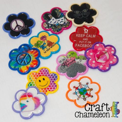 Alta Caps Flower Small Sample Set - CraftChameleon  - 1