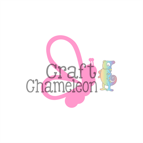 Butterfly Digital Design - CraftChameleon