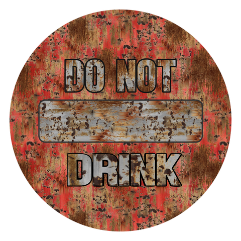 Do Not Dink Sublimation Digital Design