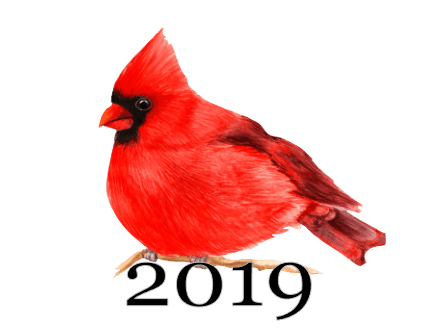 Cardinal 2019 Sublimation Design Only