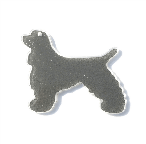 Cocker Spaniel Dog Acrylic Shape - CraftChameleon