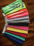 Solid Cotton Stretch Knit Headbands  SINGLE - CraftChameleon  - 3