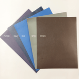 12 x 12 Leatherette Vinyl Faux Leather Sheets