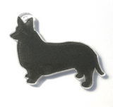 Corgi Dog Acrylic Shape - CraftChameleon