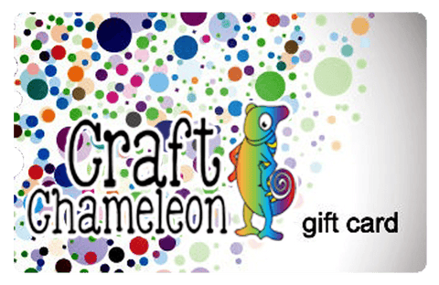 Gift card craftchameleon gift card negle Gallery