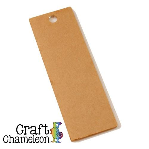Blank Acrylic Rectangle Book Mark - CraftChameleon  - 1