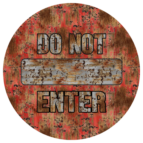Do Not Enter Digital Design