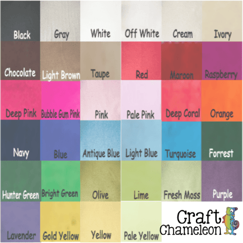 Faux Suede Fabric - CraftChameleon