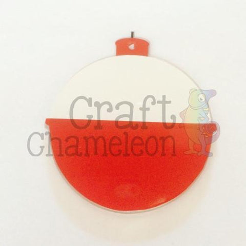 Fishing Bobber Acrylic Shape - CraftChameleon  - 1