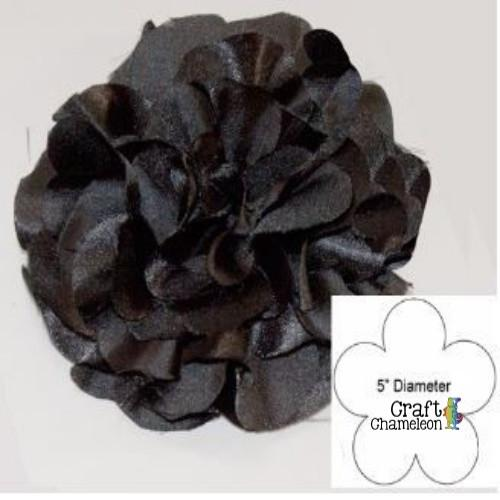 Steel Rule Flower Die 5 inches - CraftChameleon