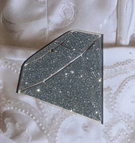 Diamond Shaped Acrylic - CraftChameleon  - 1
