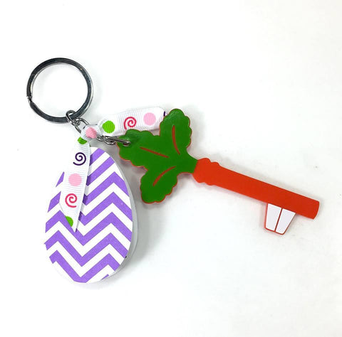 Magic Carrot Key with poem - Quick & easy gift! - CraftChameleon