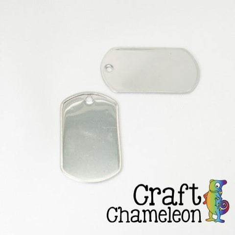 Military Spec Dog Tags - CraftChameleon