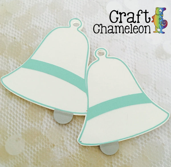 Acrylic Double Bell - CraftChameleon  - 1