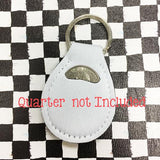 Neoprene Quarter Keeper Blank