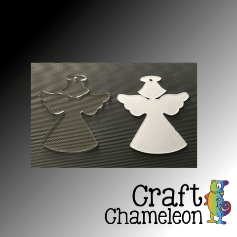 Angel Acrylic Shape - CraftChameleon  - 1