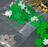 Acrylic Shamrock ~ Multiple Sizes - CraftChameleon