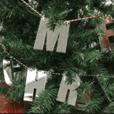"3"" Mirror Acrylic Letter Blanks - Now Being Discontinued Was $.90 now $.39 - New Christmas Bundle Added $2.99 - CraftChameleon"
