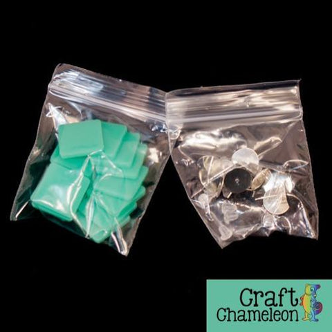 DIY Square Acrylic Earrings - CraftChameleon  - 1