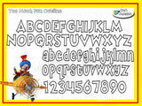 Too Much Fun Font - A Whimsical Font ~ Multiple Styles - CraftChameleon