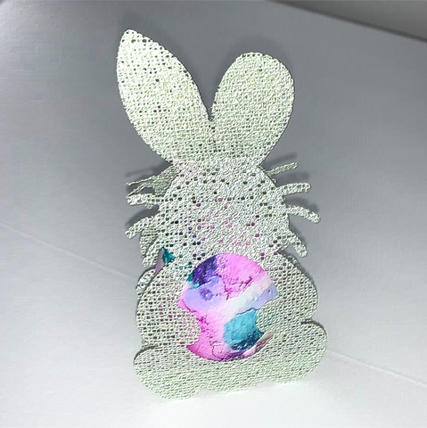 Bunny Egg Holder Design Only