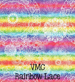"Custom Printed Acrylic Sheet 9"" x 12"" Patterns by VMC"