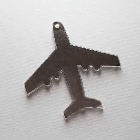 Airplane Acrylic Blank Shape